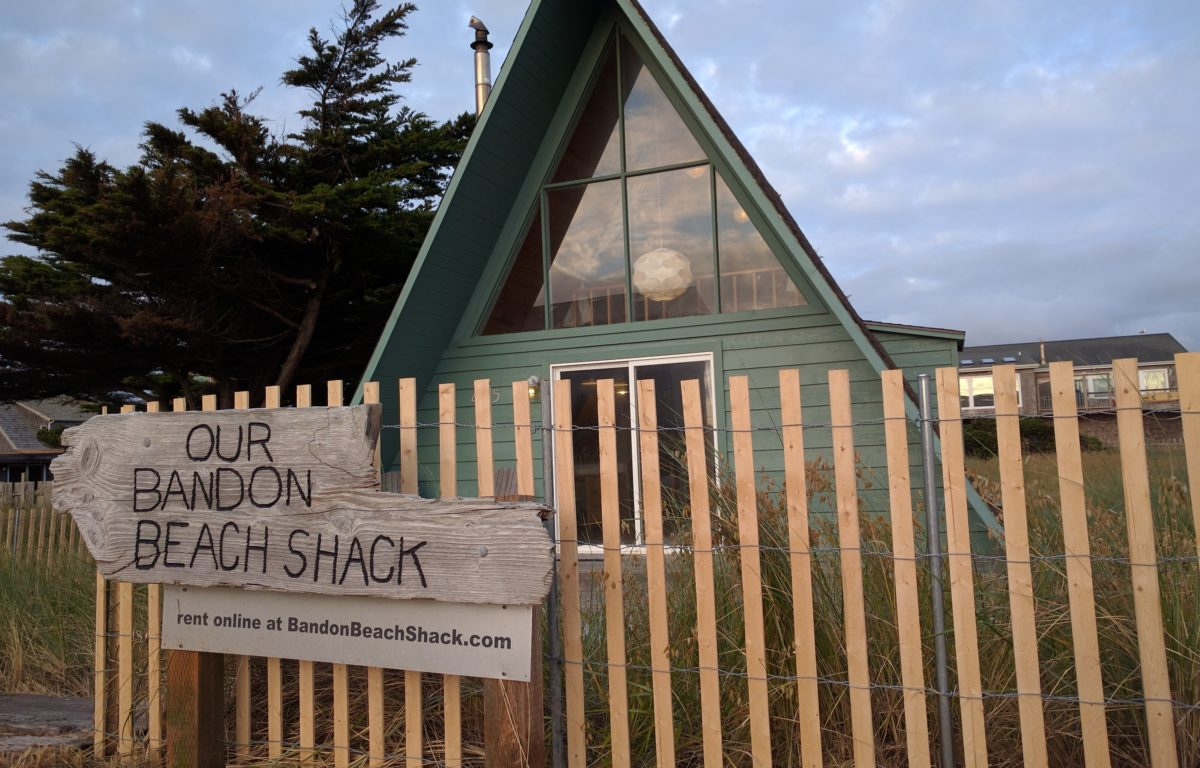 Bandon Beach Shack